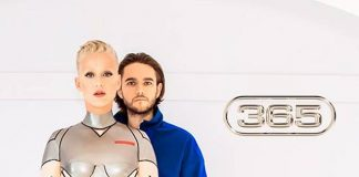 Music Video Of Zedd And Katy Perry's 365 Is A Sci-Fi Extravaganza