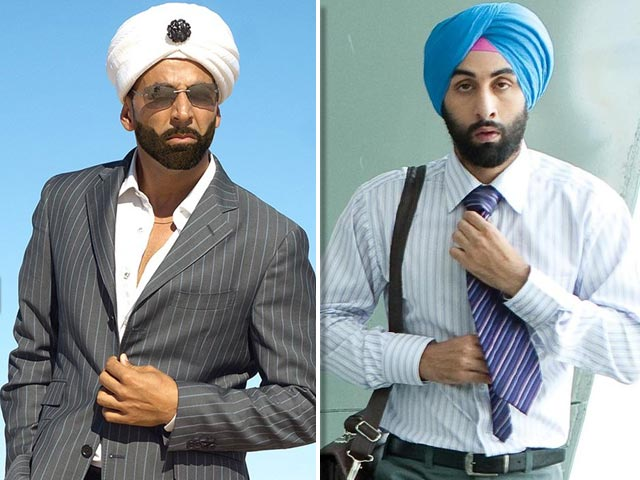 Bollywood Celebs Who Donned The Turban Look