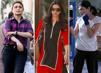 Rani, Deepika, Priyanka And Their Famous Strong Women Roles!