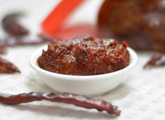 Chamba Ka Chilli Sauce: Chamba Chuk
