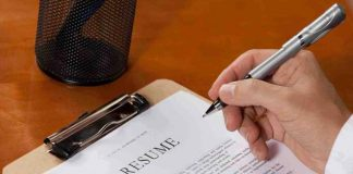 What Is The Resume Black Hole And How To Avoid It?