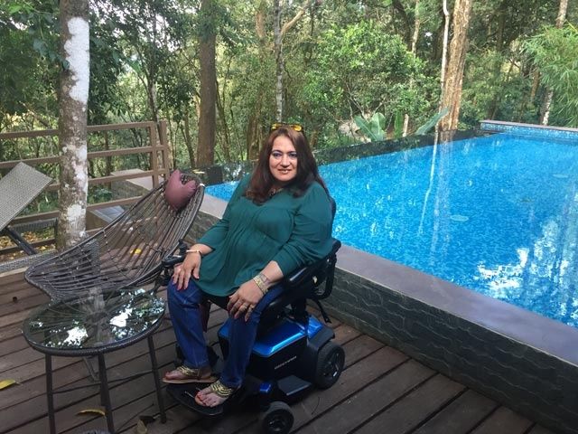 Meet Shama Noorani, A Rockstar Who Enables The Disabled!