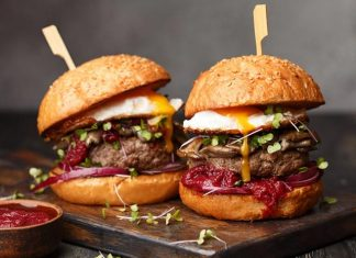 Move Over Boring Old Burgers, Here Are The New Burger Trends In Town!