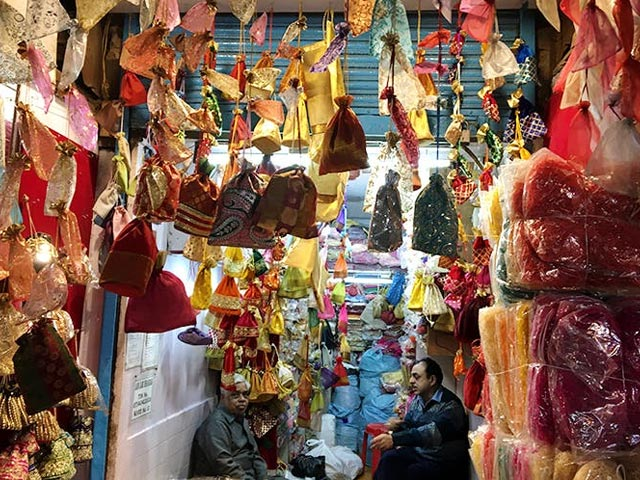 Did You Know Chandni Chowk Is Also Known As Moonlight Square !!!!