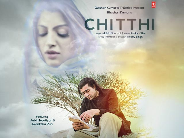 Jubin Nautiyal's New Song Chitthi Has Him Going Back To His Roots