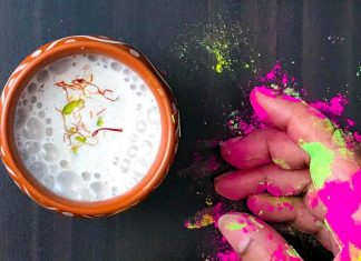 Types Of Thandai To Make Your Holi 'Cooler'!