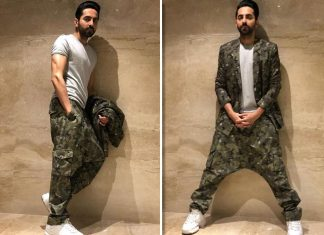 Here's How Ayushmann Khurrana Nails The Perfect Cop Look