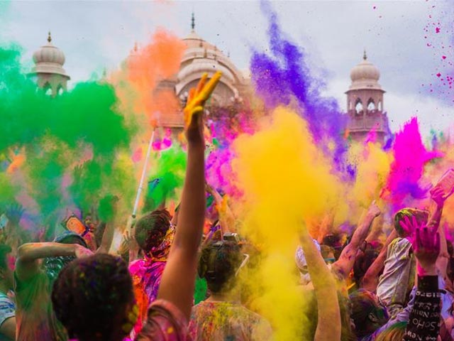 Did You Know The Significance Behind These Holi Colours?