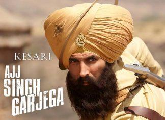Ajj Singh Garjega Song From Kesari Has More Of The Same - An Angry Akshay Kumar