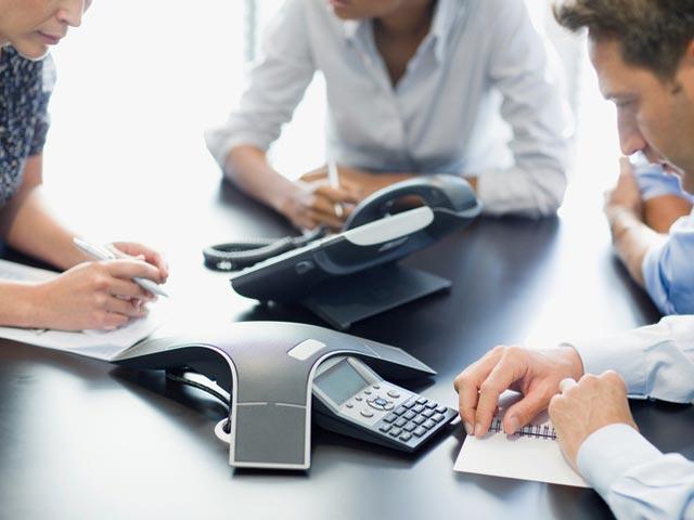 Ways To Make Conference Calls Less Boring