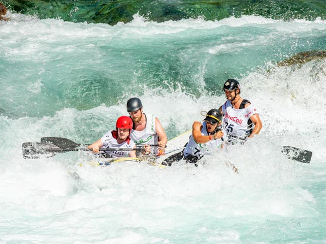 Have You Experienced The Thrill of White River Rafting???