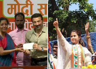 Bollywood Celebs And Their Newly Started Political Innings