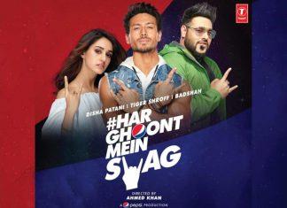 Tiger Shroff, Disha Patani And Badshah Team Up For Pepsi Anthem