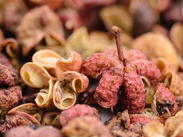 China's Unique Szechuan Pepper!