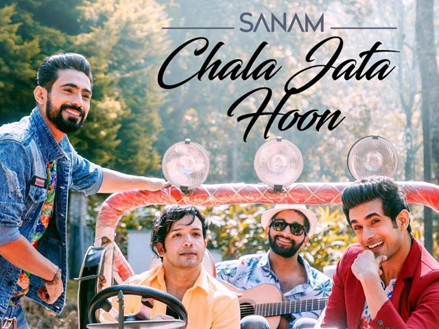 Chala Jaata Hoon By Sanam Puri - The Latest Foot Tapping Remix!
