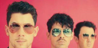 Jonas Brothers' New Music Video Will Take You Back To The Eighties