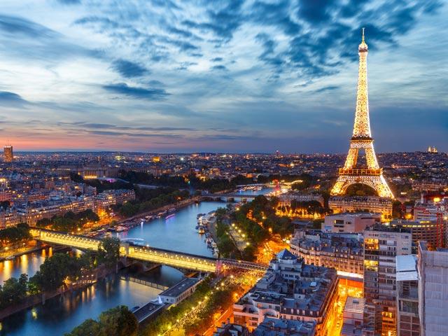 Paris For The Soul