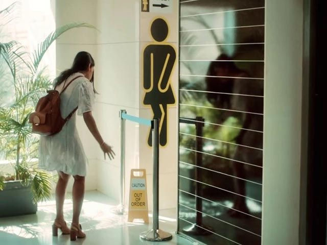Ola's Restrooms - A Prank Or Reality?