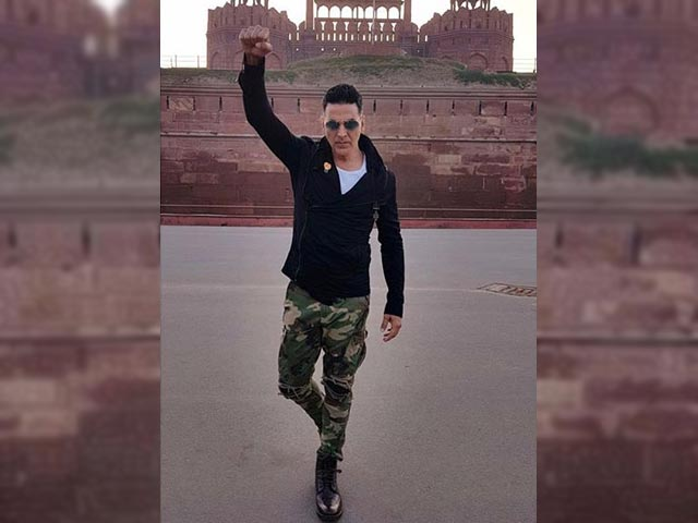 Akshay Kumar Is All Set To Rule The Screen In The Upcoming Months