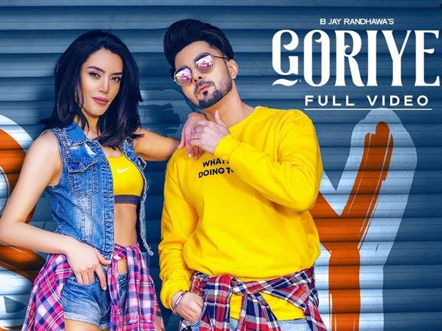 Goriye By B Randhawa - Another Sizzling Punjabi Number