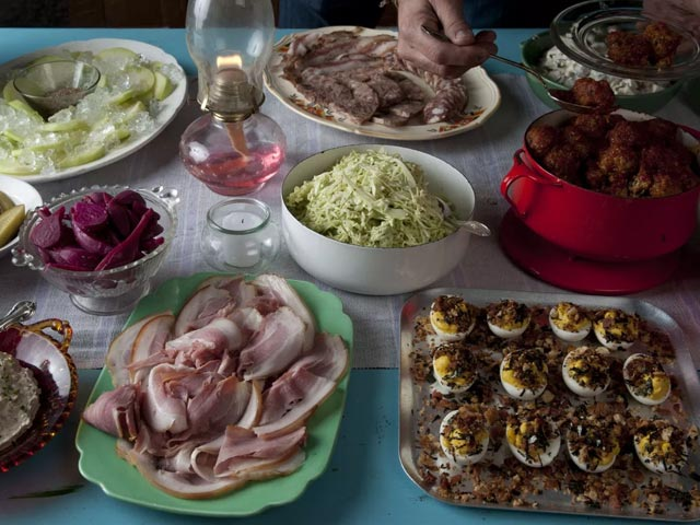 Are You Ready For A Potluck ????