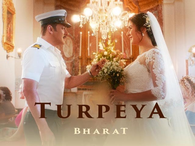 Nora Fatehi Features In Video Of 'Turpeya' Song From Bharat