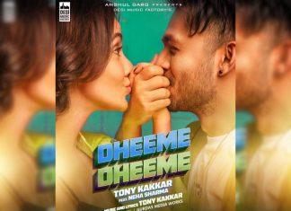 Tony Kakkar's Dheeme Dheeme Music Video Stars Neha Sharma
