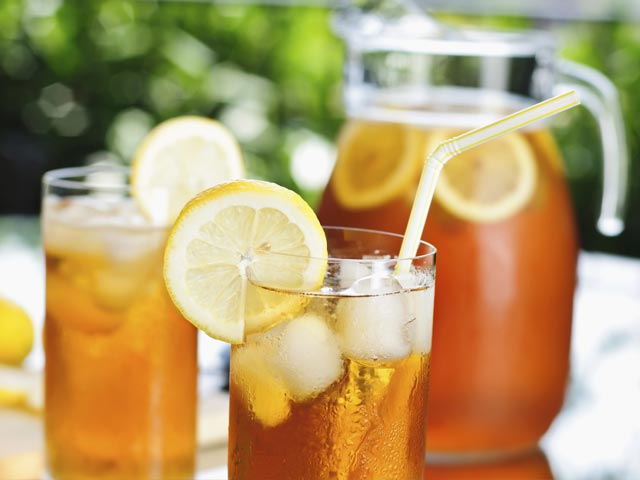 Iced Teas - Your Perfect Summer Drink!