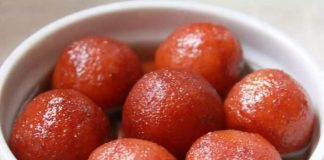 Gulab Jamun Isn't Indian?