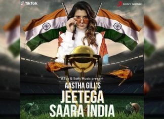 Aastha Gill's New Song For TikTok Celebrates Upcoming Cricket World Cup