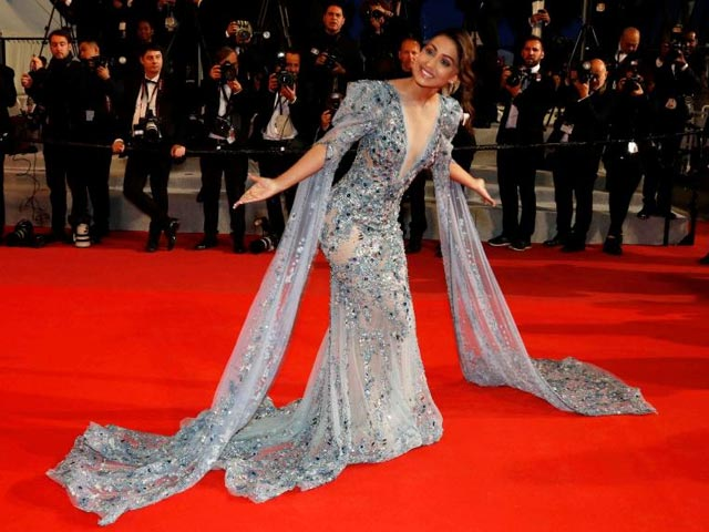 What Is Kasautii Zindagii Kay Actor Hina Khan Doing At Cannes?