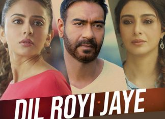 Dil Royi Jaye Is An Arijit-Sung Break Up From De De Pyaar De