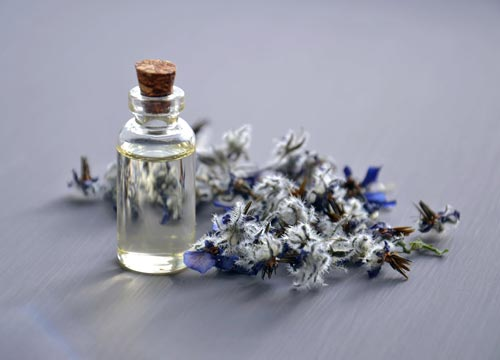 Essential oils help, assist and support