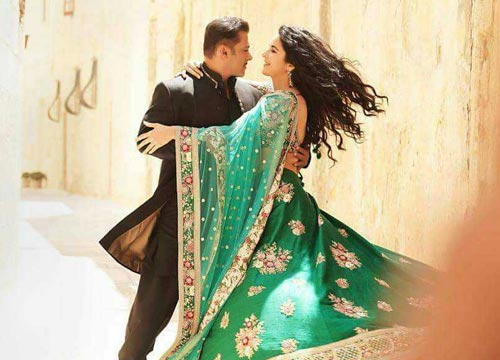 Katrina Kaif and Salman Khan's on screen chemistry is great in Bharat