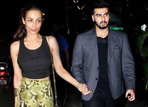 Arjun Kapoor and girlfriend Malaika Arora Khan have been creating quite a buzz