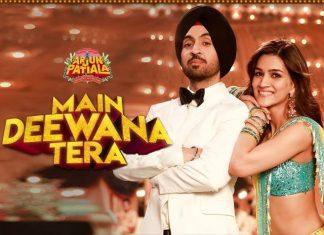 Guru Randhawa Sings 'Main Deewana Tera' For Diljit And Kriti's Arjun Patiala