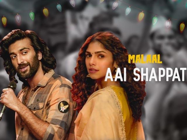 'Aai Shappat' Song From Malaal Has Meezaan Professing His Love To Sharmin