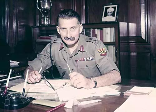 Sam Manekshaw was the first Indian Army officer to be promoted to the rank of Field Marshal