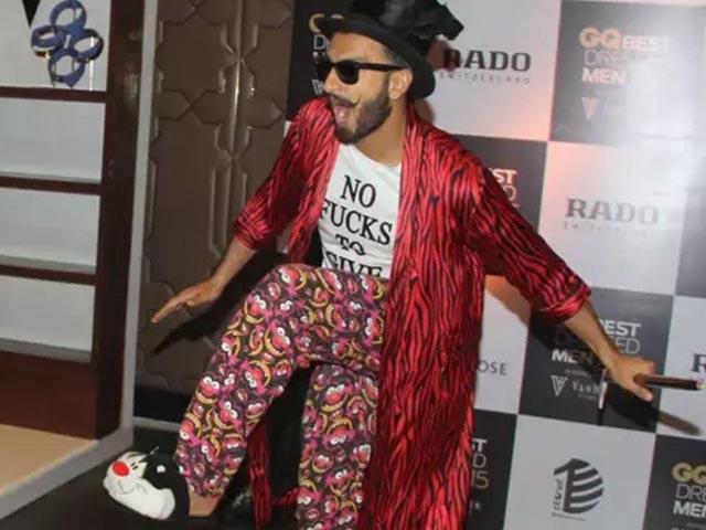 3 Life Lessons From Ranveer Singh's Dressing Sense