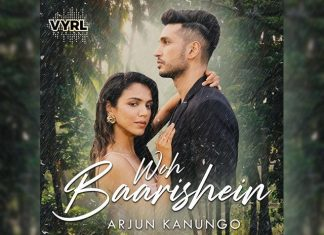'Woh Baarishein' Is Arjun Kanungo's New Song, And It's Out Now