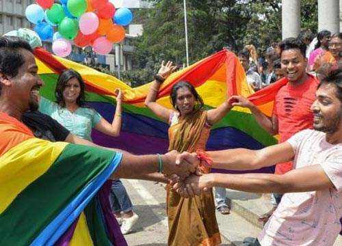 India's LGBT+ community rejoiced as the section 377 got scrapped and gay sex was legalized last year.