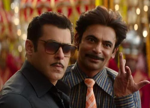 Sunil Grover does complete justice to his role in Bharat