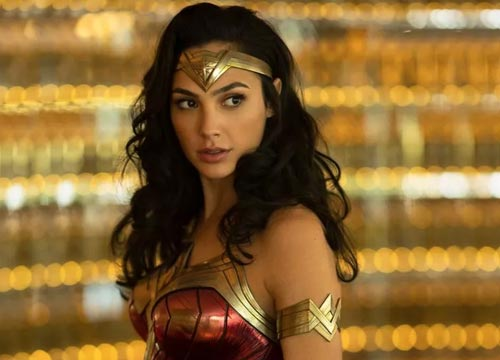 Gal Gadot returns as Diana Prince in Wonder Woman 1984