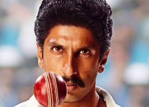 Ranveer unveiled his first look as Kapil Dev from his much awaited film, '83