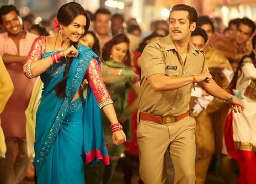 It was Salman Khan who encouraged Sonakshi to become an actor