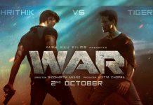 Hrithik Roshan And Tiger Shroff All Set For War