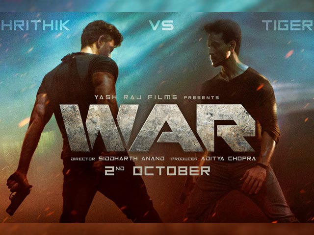 Hrithik Roshan And Tiger Shroff All Set For War