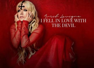 Avril Lavigne's New Music Video For 'I Fell in Love With the Devil' Has A Chilling Vibe