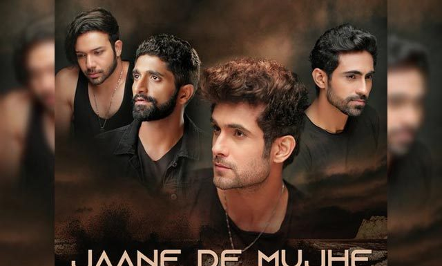 Watch Sanam's Poignant New Music Video For Their New Original 'Jaane De Mujhe'