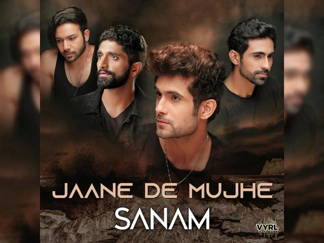 Watch Sanam's Poignant New Music Video For Their New Original 'Jaane De Mujhe'